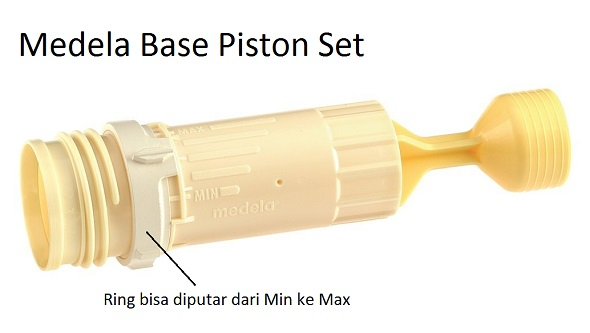 Medela Base Piston