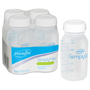 evenflo simply milk