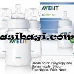 Botol Susu Avent Philips BPA Free (PP)