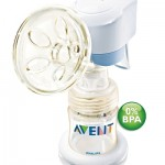 Avent Single Electronic Breast Pump BPA Free (PES)