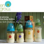Green To Grow Baby Bottle Wideneck (PES)