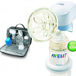 Avent IQ ISIS Uno Electronic Out & About Breastpump (PES)