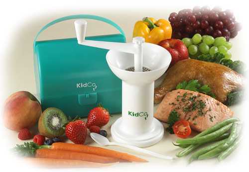 kidco food mill f800