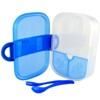 Munchkin Click Lock Bento Mealtime Set