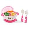 zoli stack bowl pink - Copy