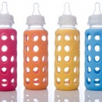 LifeFactory Glass Baby Bottle, WeeGo