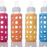 LifeFactory Glass Baby Bottle, WeeGo