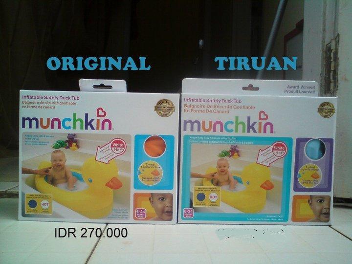 munchkin duck tub original