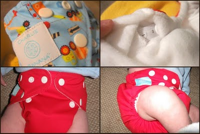 Charlie Banana Pocket Diaper
