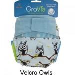 Velcro Owls