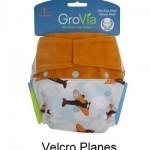 Velcro Planes