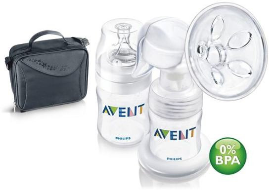 avent philips manual breastpump out about SCF310_13