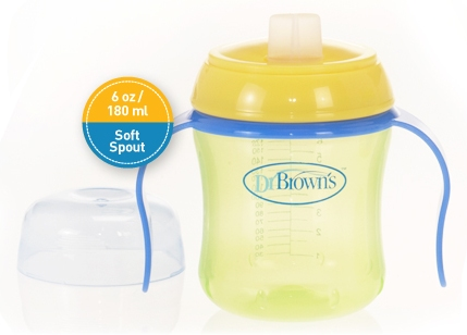 drbrowns softspout training cups