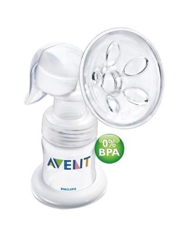 Avent Manual Breastpump PP