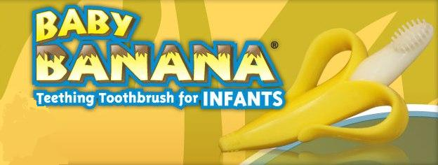 baby banana brush