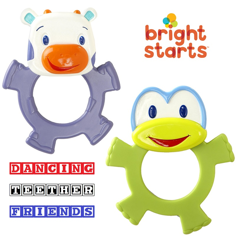 Bright Starts Dancing Teether Friends (1)