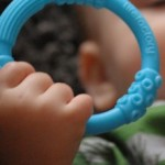 [Teether] LifeFactory Multi Sensory Silicone Teether