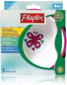 playtex mealtime bowls