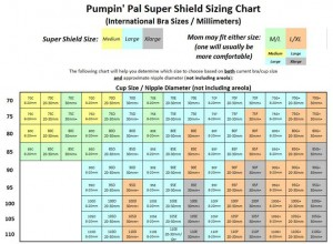 pumpin' pal essentials super shield sizing chart
