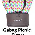 Gabag 2in1 Picnic Bag