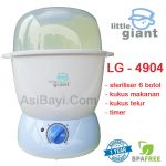 Little Giant Sterilizer (6 Botol) LG-4904