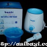 Bambi Warmer Home-Car