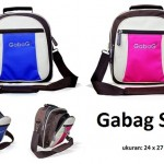 Gabag 2in1 Sling Bag