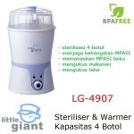 LG Sterilizer and Warmer LG 4907