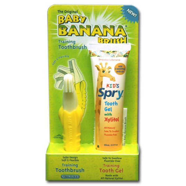 Spry_BananaBrush_Set