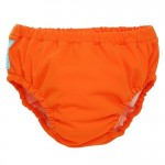 charlie banana swim diaper orange