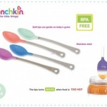 Munchkin White Hot Safety Spoon (sendok sensor panas)