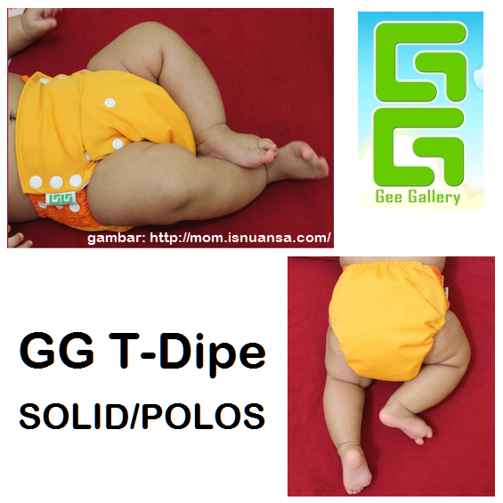 GG TDipe Solid in Use