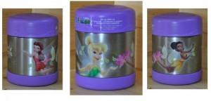 Thermos Funtainer Foodjar Tinkerbell Purple