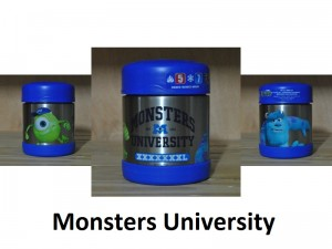 Thermos Funtainer Foodjar Monsters University