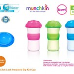 Munchkin Insulated Big Kid Cup