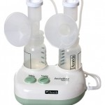 Ameda Double Electric Breastpump: Lactaline Personal