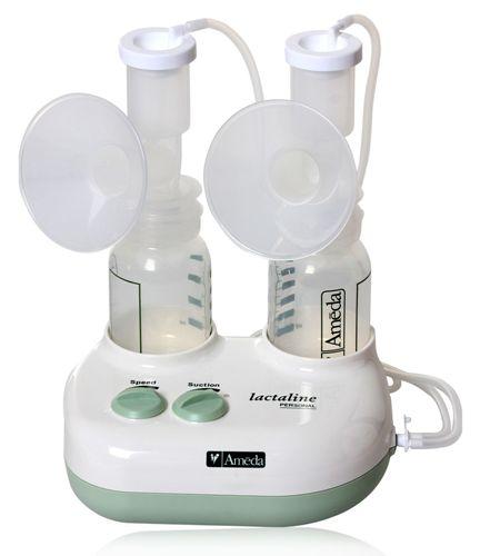 Ameda Lactaline Personal Electric Dual Breastpump (1)