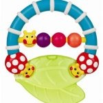 Teether Sassy Twirl n Teethe Caterpillar