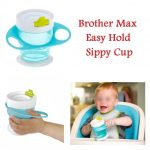 Brother Max Easy Hold Sippy Cup