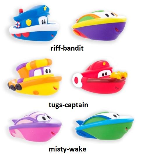 Sassy Harbor Town Boats