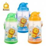 Simba Pop Up Bottle: Botol Sedotan untuk Bekal ke Sekolah