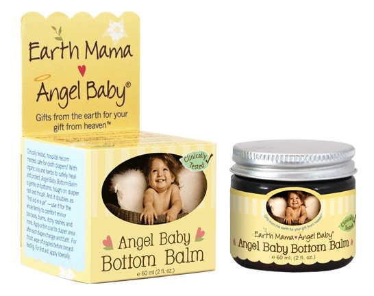 Earth Mama Angel Baby EMAB Bottom Balm