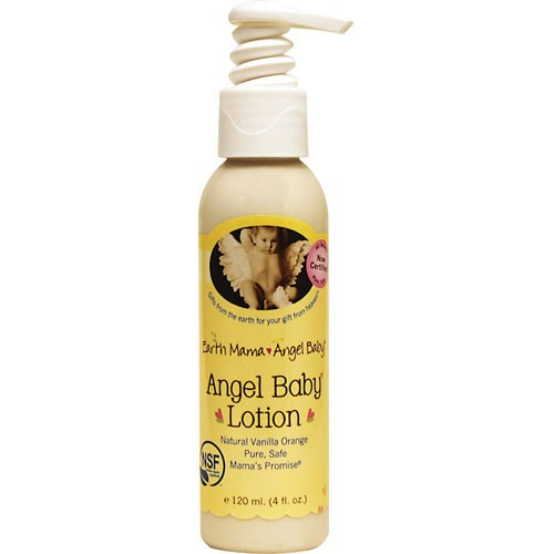 earth mama angel baby lotion 120ml