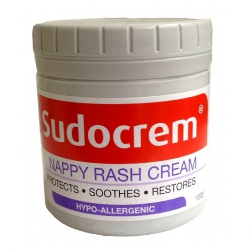 sudocrem nappy rash cream 120g