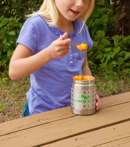 OrganicKidz Thermal Food Container