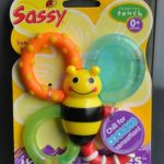 Sassy Bumble Bites Teether