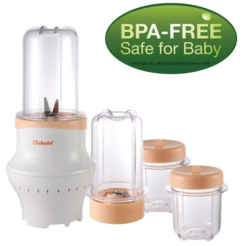 Takahi Baby Food Electric Blender Model 1828