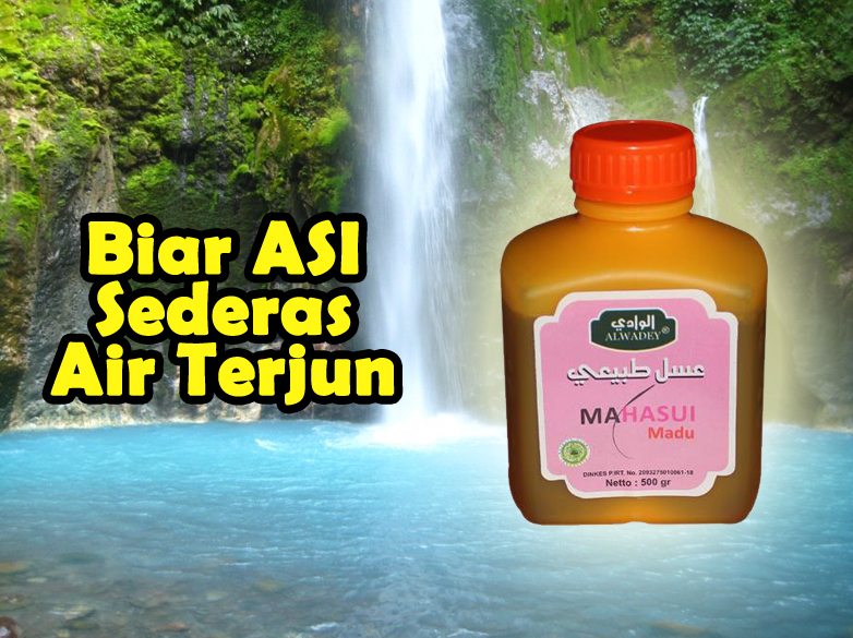 air terjun asi