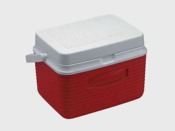 Rubbermaid Cooler Box