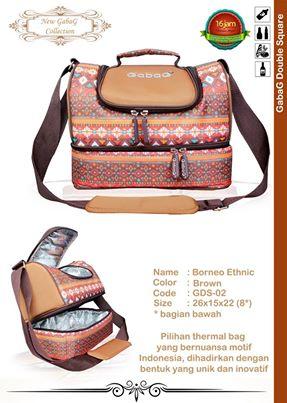 Gabag Etnic Borneo